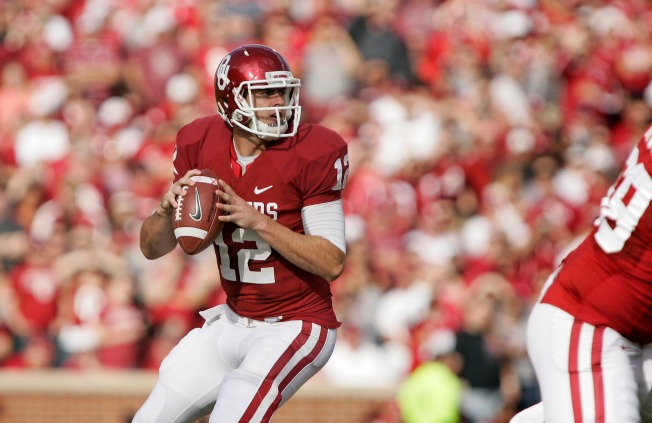 With Plethora of Picks, Niners Likely to Draft a QB