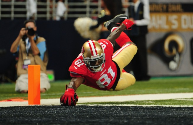 Boldin: Running Game Can Open 49ers Passing Attack