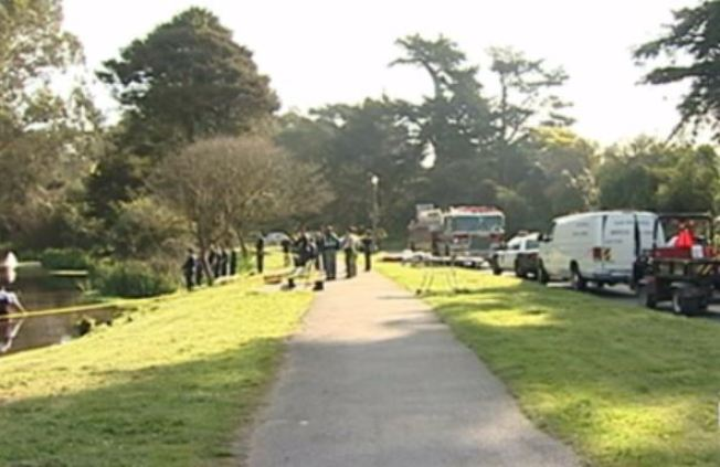 Body Pulled From Water in Golden Gate Park