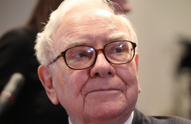 Warren Buffett Helps Out Local Charity