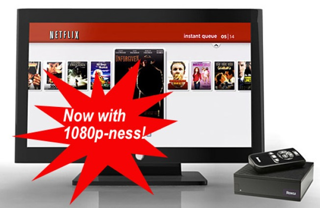 1080p streaming video coming to Netflix, but will it matter?
