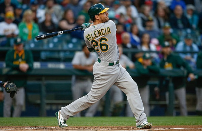 A's Outlook: Will Valencia Be a Mainstay at Third Base?