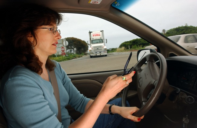 Possible New Fines for Drivers Who Refuse to Go Hands-Free