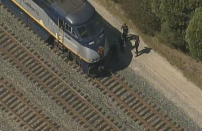 Man Fatally Struck by Amtrak Train in Richmond While Walking With Woman