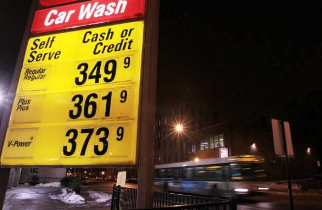 Super-Expensive Gas Could Save Planet
