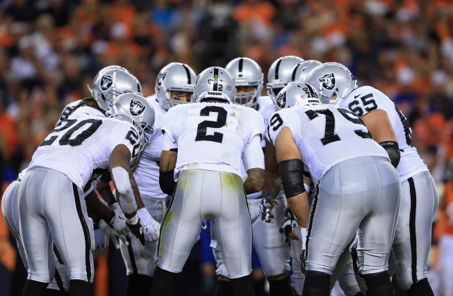 Raiders Need to Shake Off Second-Half Funk
