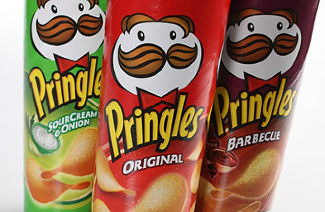 Hey SF, Have Some Pringles