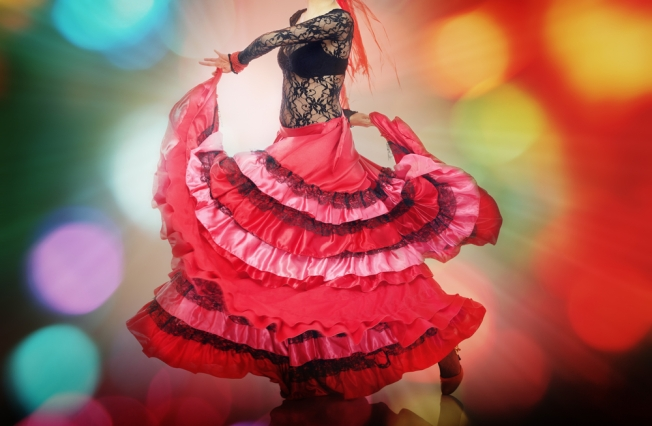 10/21: Traditional Flamenco Dancing and a Family Circus