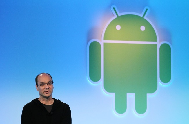 Google Exec Andy Rubin Leaves to Start Incubator