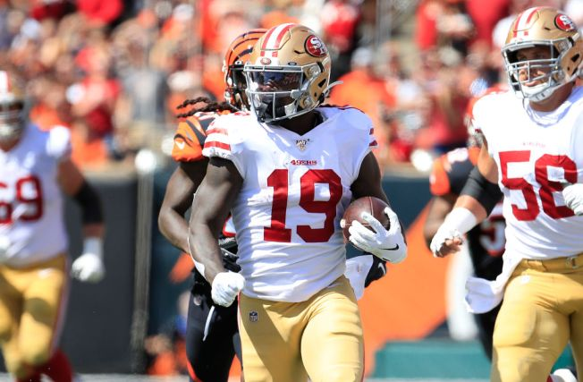 Shanahan Discounts Rumors of Trade for Wide Receiver