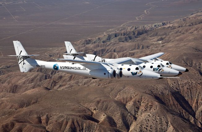 Virgin Galactic Brings Space Tourism Even Closer