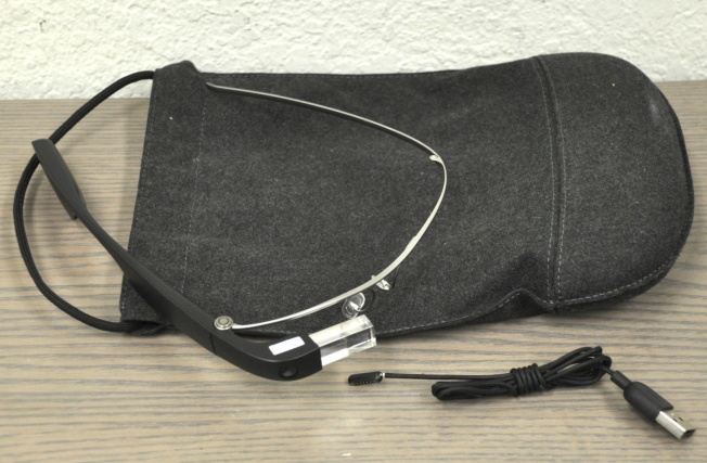 Unreleased Google Glass Enterprise Model Nears $10K on eBay