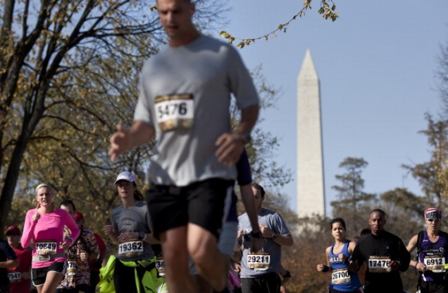 With Shutdown Over, Marine Corps Marathon Will Go On as Planned