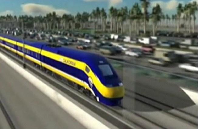 California High-Speed Rail Violates Initiative, Judge Rules