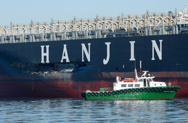 Cosco Busan Spill Could Cost Millions