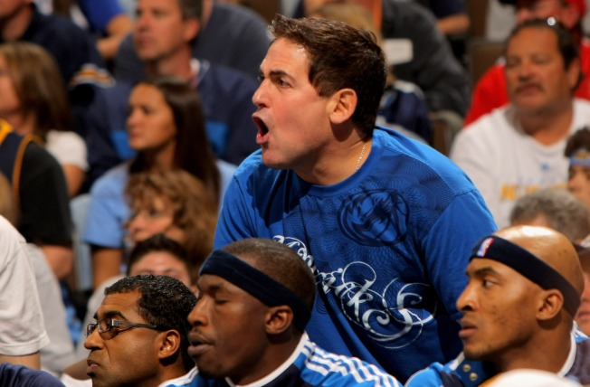 Mark Cuban Would Love to Own Dodgers