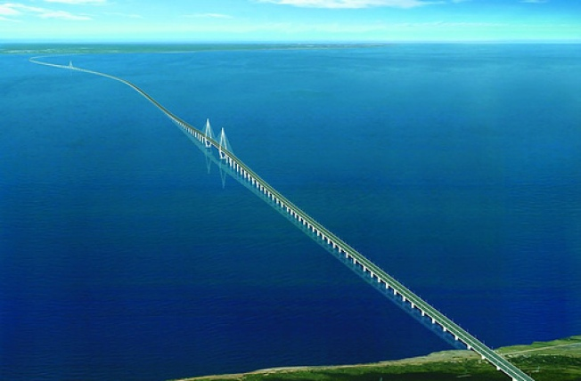 Bay May Get New Bridge
