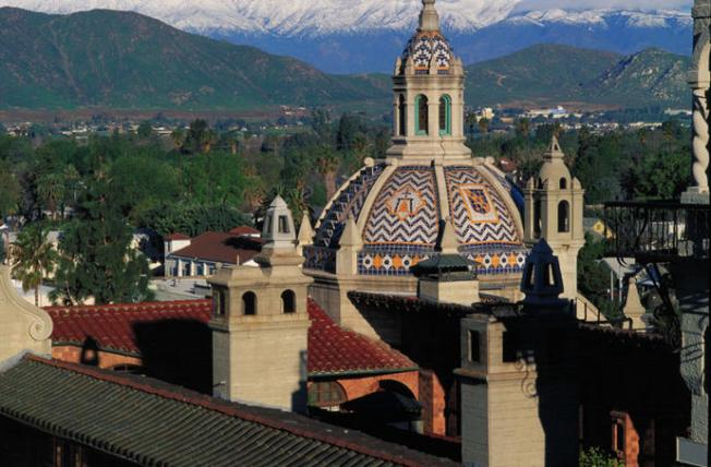 Mission Inn: Hollywood Glamour Package