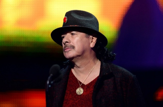 Carlos Santana to Perform National Anthem During Game 2 of NBA Finals