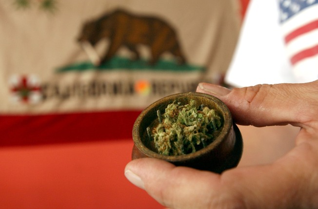 NAACP Joins Pot Legalization Effort