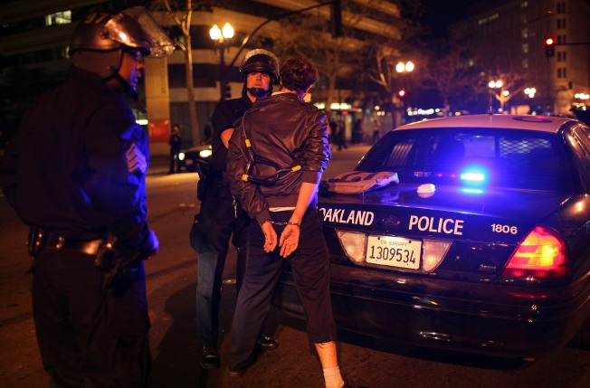 Oakland Cops on the Chopping Block