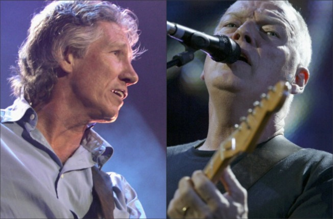 Wish You Were There: Pink Floyd's Gilmour and Waters Reunite for Benefit