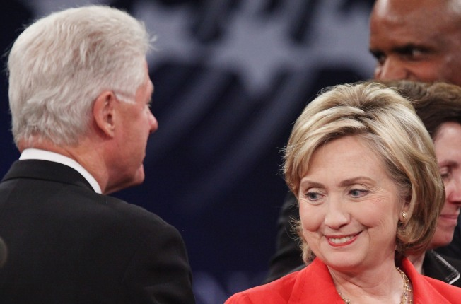 Politics' Longest-Running Hit: The Bill and Hillary Show