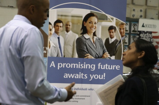 California Adds 40K Jobs in Oct., Keeping Unemployment Rate Down at 8.7