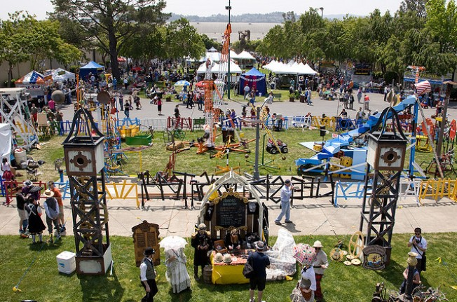 Maker Faire Comes to the Bay Area