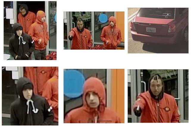 North Bay Police Seek Trio Involved in AT&T Store Robberies