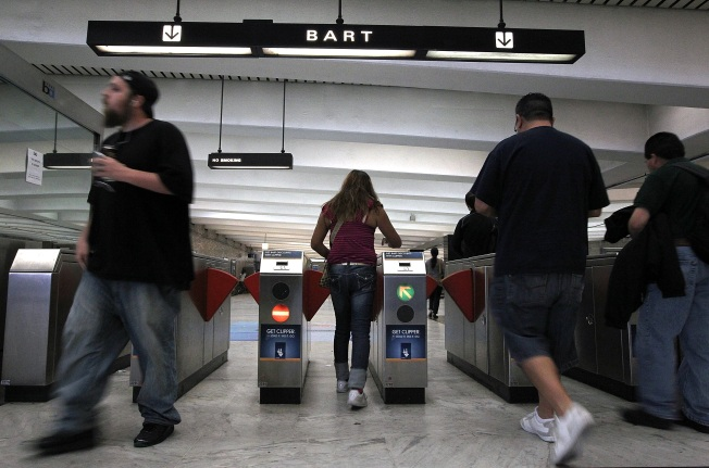 BART Police Focus Enforcement to Curb Fare Evasion