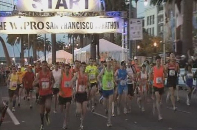 More than 25,000 People Compete in San Francisco Marathon