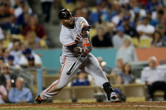 Baggs' Instant Replay: Giants 8, Dodgers 4