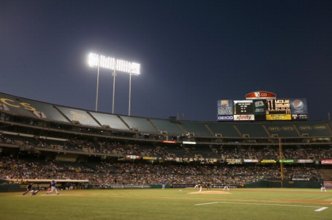A's Owners Won't Remove Tarps For Game vs. Tigers
