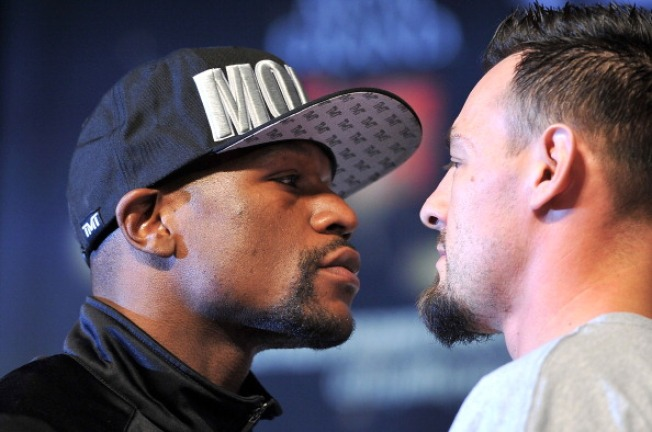 Guerrero Mayweather Fight Gets Personal