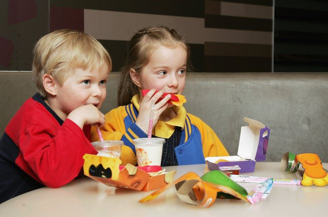 McDonald's Want Parents More Involved With Their Kids