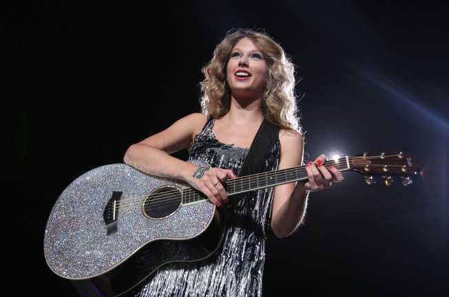 Taylor Swift, Kenny Chesney Among CMA Performers