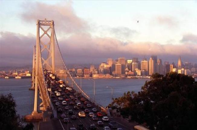 Bay Bridge Construction Could Distract Drivers