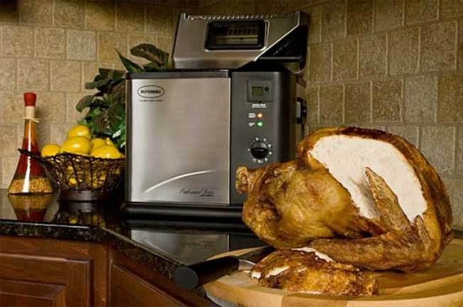 This Thanksgiving, Give Your Family the Gift of Fried Turkey
