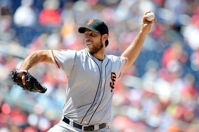 Giants Lose Series to Nationals on Solo Shot