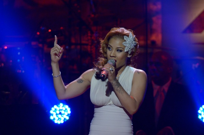 East Oakland Hosts Keyshia Cole Day