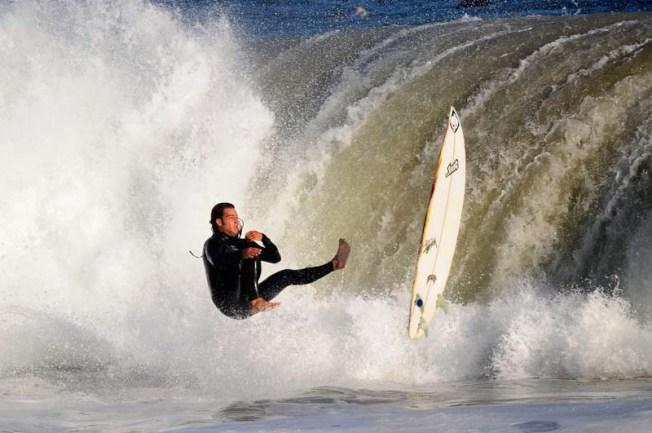 Surfer, 60, Dies off of Santa Cruz