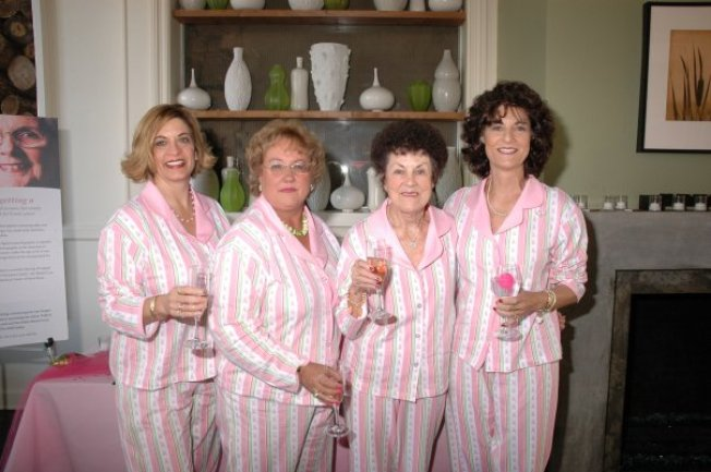 7th Annual Jean's Pajama Party