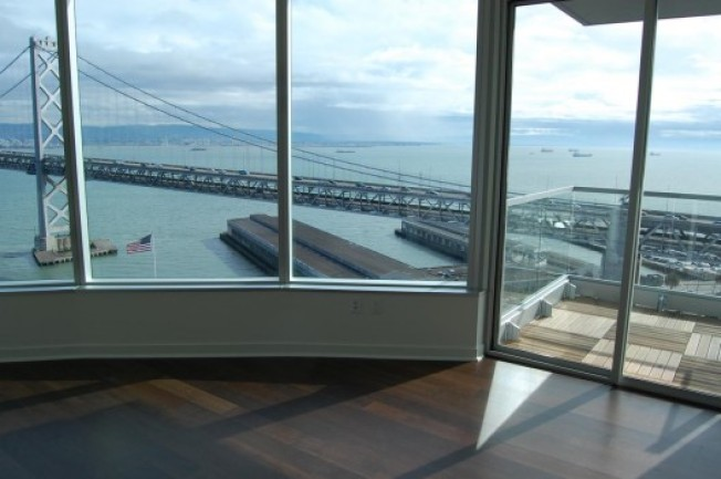 Inside One of SF's Luxury Towers