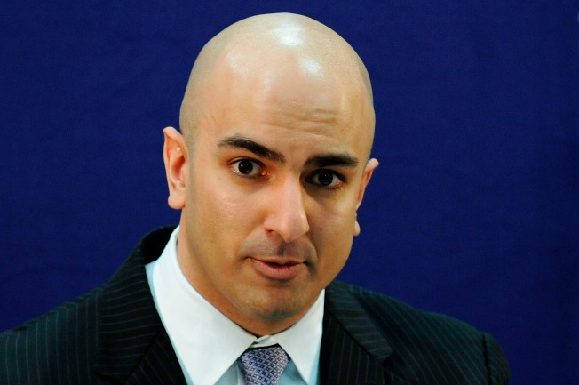 Neel Kashkari to Run for California Governor