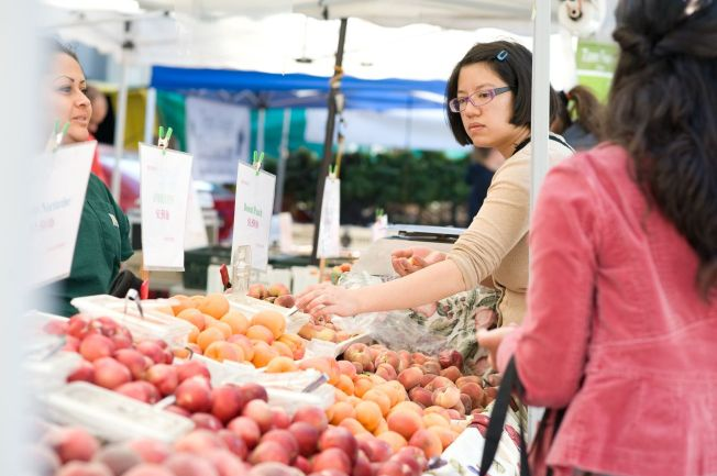 Downtown San Jose Farmers' Market Open Every Friday