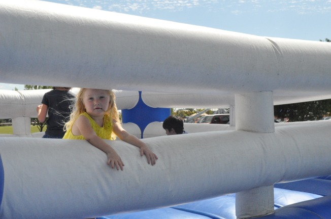 Hercules Says No to Bounce Houses in Public Parks