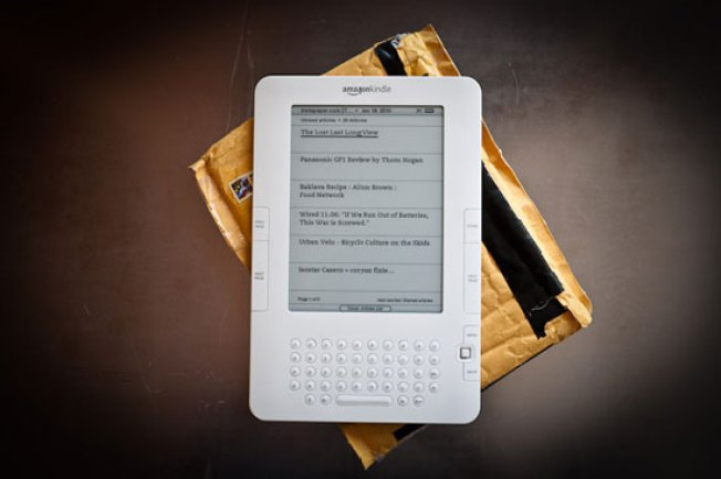 Borrowing Kindle e-Books at Libraries Begins