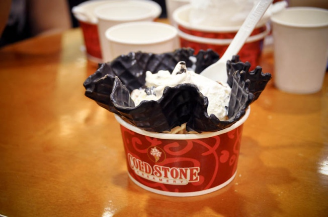 Coldstone Jumps the Fro-Yo Bandwagon