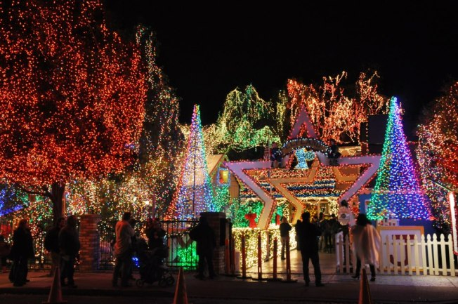 livermore home has 345000 christmas lights - Bay Area Christmas Lights